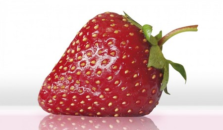 Why Does a Strawberry Look Red?