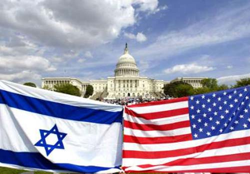 USA Israel Flags Why Does the US Support Israel?